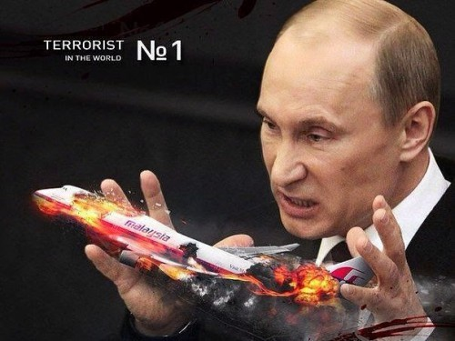 #Путін зізнався, що дозволив збити пасажирський літак у 2014-му