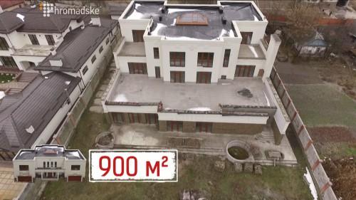 Віце-прем'єр В'ячеслав Кириленко нажив палац під Києвом у 900 квадратних метрів. Розслідування. Відео