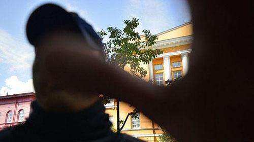 Аваковщина. Полицейские напали на фотокорреспондента LB.ua Максима Требухова после Марша равенства. 2 фото