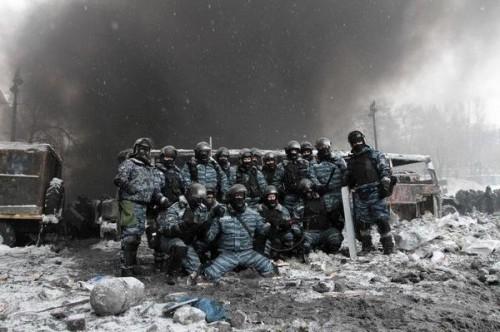 Аваковщина. Генерал Гриняк з МВС, якого судять за розгін Майдану, досі працює в Нацгвардії. Відео